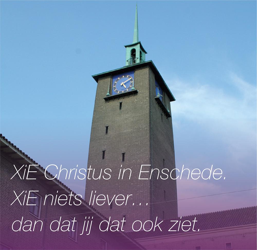 Welkom bij XiE